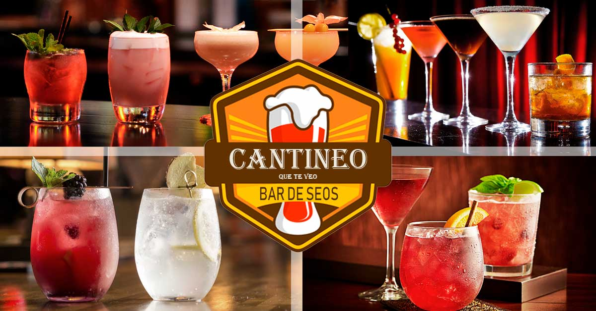 Carta de Bebidas Cantineoqueteveo Madrid, España