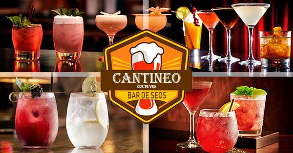Carta de Bebidas Cantineoqueteveo Madrid