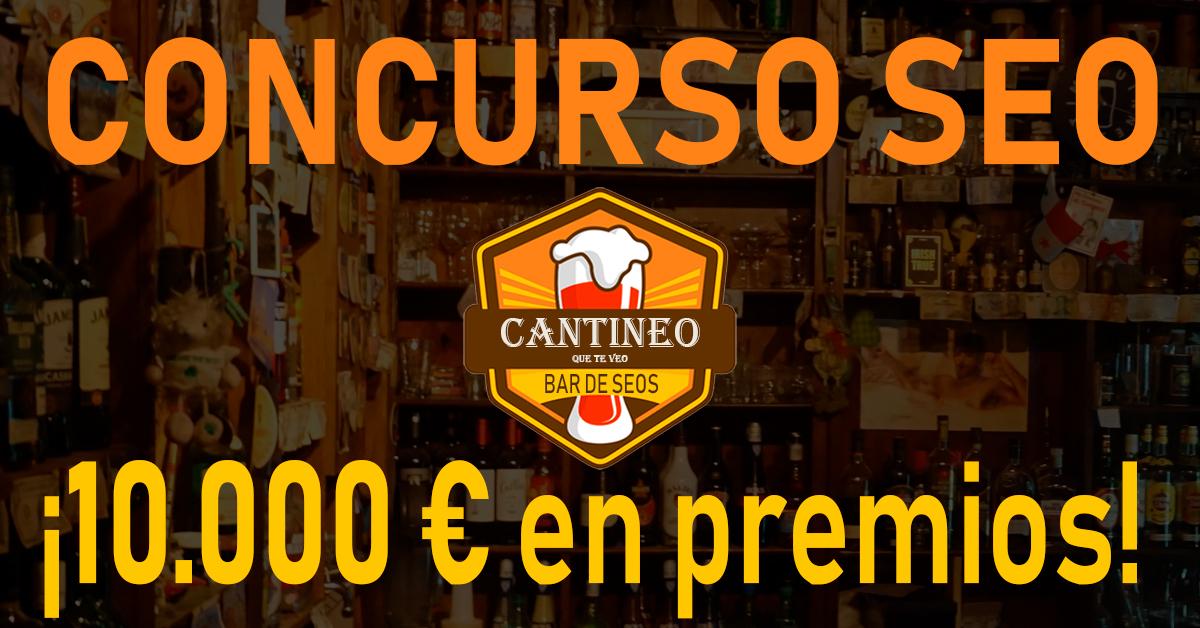 Concurso SEO Cantineoqueteveo