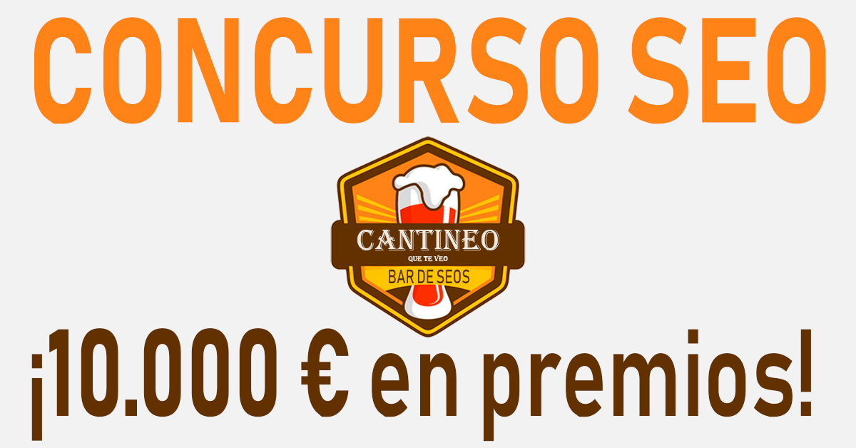 Cantineoqueteveo - Concurso SEO