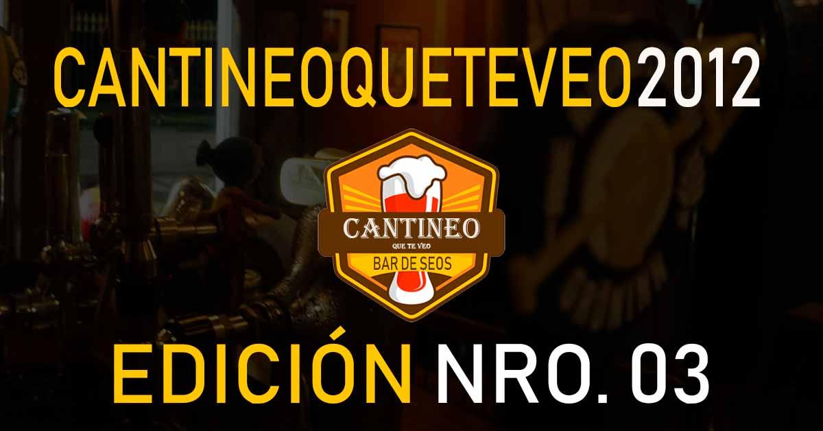 Concurso SEO Cantineoqueteveo 2012