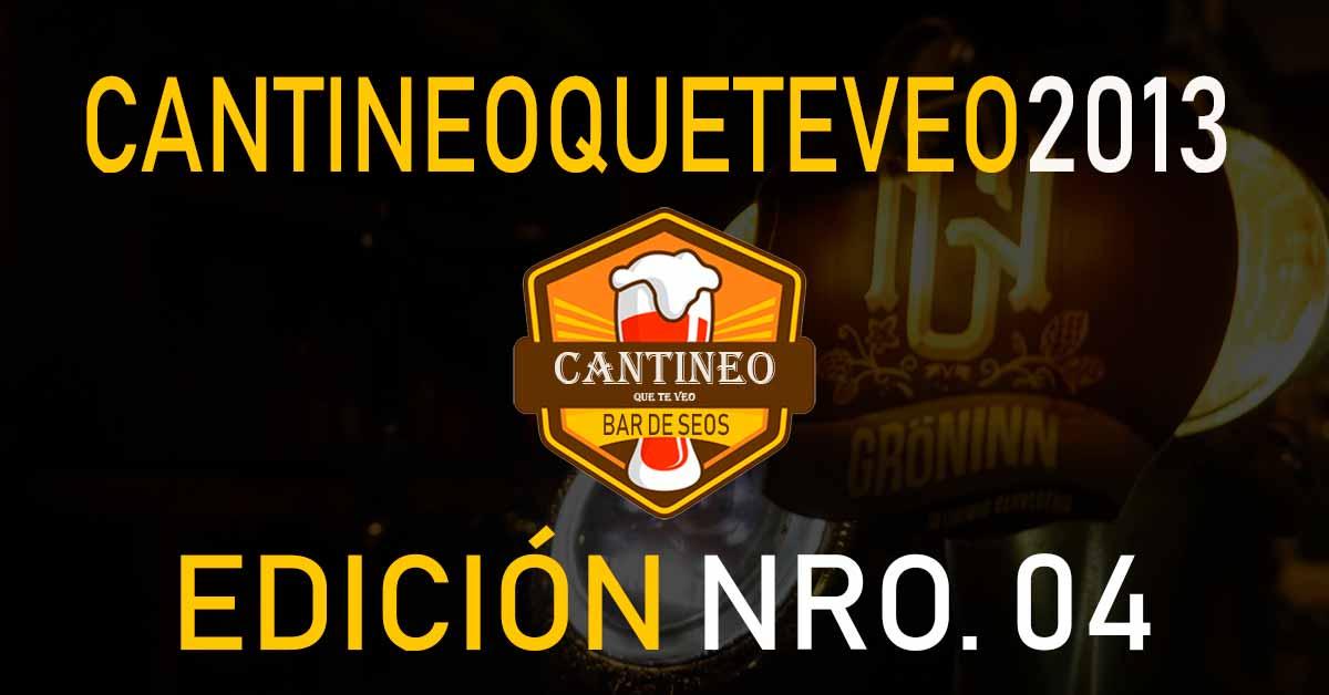Concurso SEO Cantineoqueteveo 2013