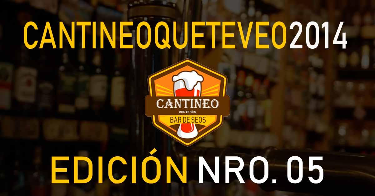 Concurso SEO Cantineoqueteveo 2014