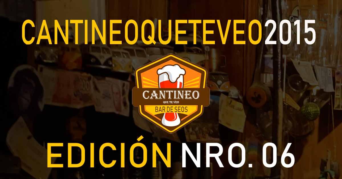 Concurso SEO Cantineoqueteveo 2015