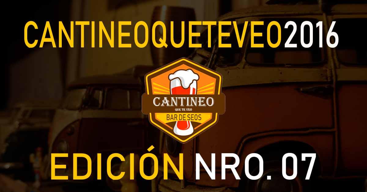 Concurso SEO Cantineoqueteveo 2016