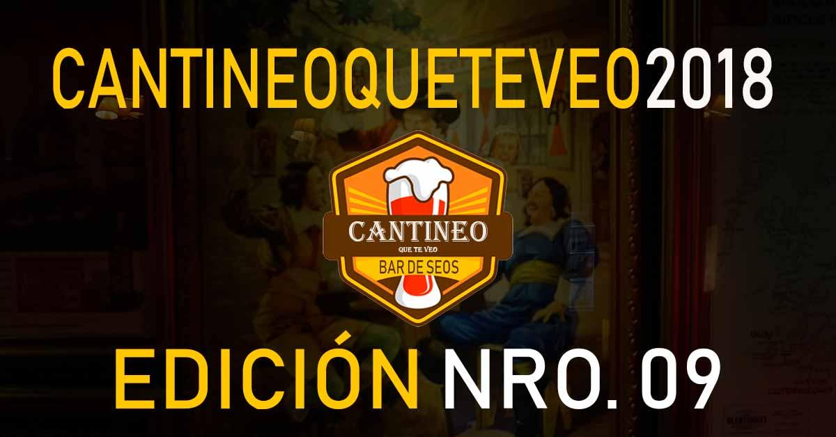 Concurso SEO Cantineoqueteveo 2018