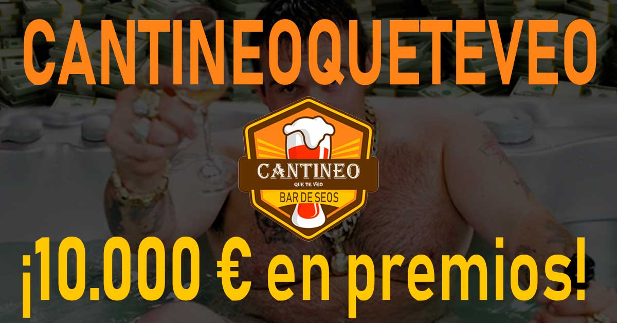 Premios Concurso SEO Cantineoqueteveo