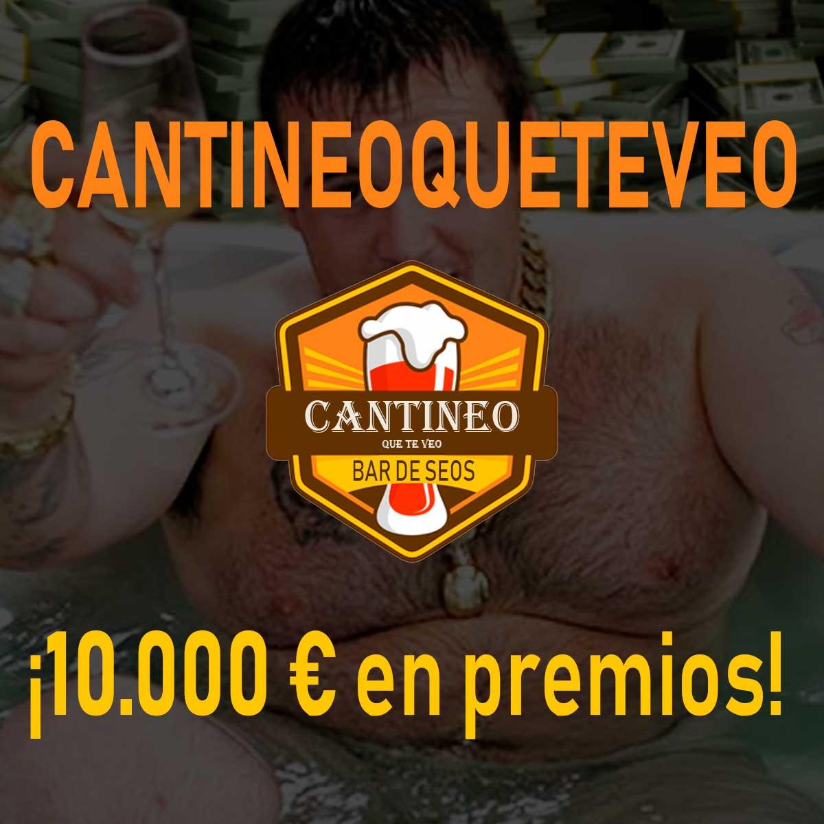Premios Cantineoqueteveo - Concurso SEO