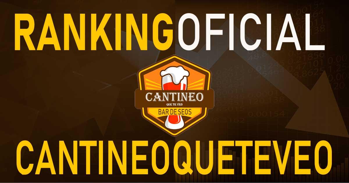 Ranking Cantineoqueteveo - Concurso SEO