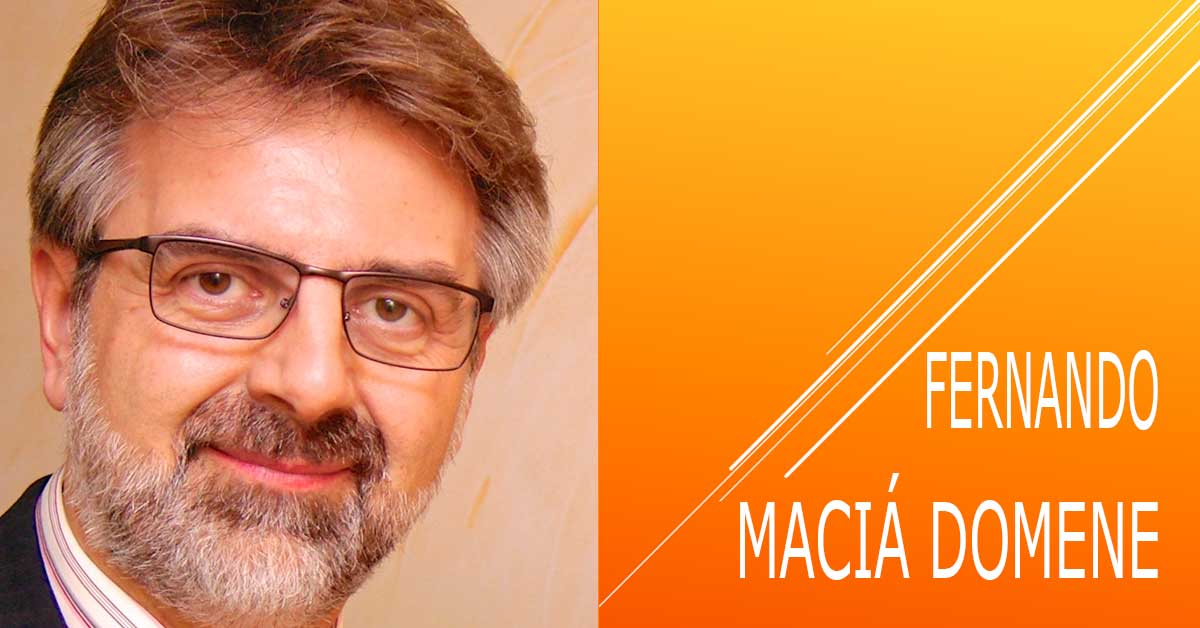 Fernando Maciá - Consultor SEO - Cantineoqueteveo